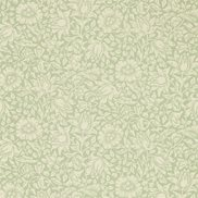 William Morris & Co Tapet Mallow Apple Green