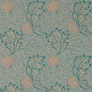 William Morris & Co Tapet Apple Indigo Antique