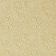 William Morris & Co Tapet Apple Hoey Gold