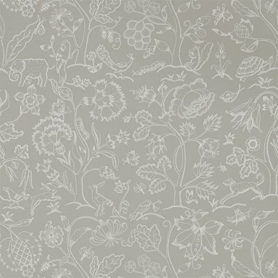 William Morris & Co Tapet Middlemore Linen Chalk