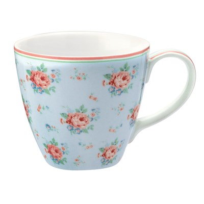 GreenGate Mugg Marley Pale blue