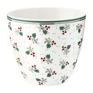 GreenGate Lattemugg Joselyn White