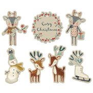 Maileg Gift tags Cozy Christmas