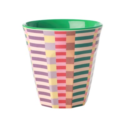 Rice Mugg Summer Stripes Medium