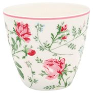 GreenGate Lattemugg Constance White