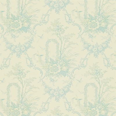 Sanderson Tapet Archway Toile Maize