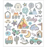 Creativ Company Stickers Baby Boy