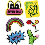 Creativ Company Soft Stickers Superstar