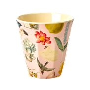 Rice Mugg Art Pink Medium