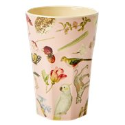 Rice Lattemugg Art Pink