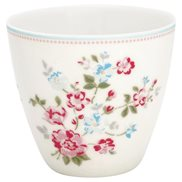 GreenGate Lattemugg Sonia White