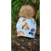 Made by Josefin Mössa Woodland Fox