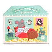 REX London Pussel Mouse in a house