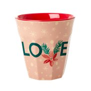 Rice Mugg Love Christmas Medium