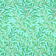 William Morris & Co Tapet Willow Bough Sky/Leaf