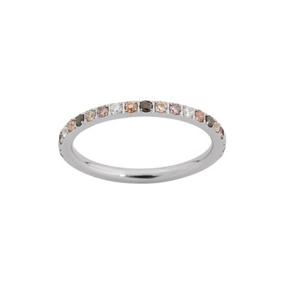 Edblad Ring Glow Multi Mini Steel