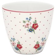 GreenGate Lattemugg Eja White