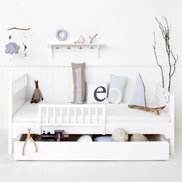 Oliver Furniture Förvaringslåda Seaside White