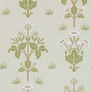 William Morris & Co Tapet Meadow Sweet Vellum/Green