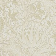 William Morris & Co Tapet Artichoke Vellum