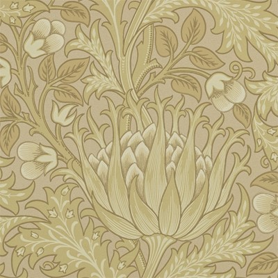 William Morris & Co Tapet Artichoke Loam