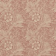 William Morris & Co Tapet Marigold Brick