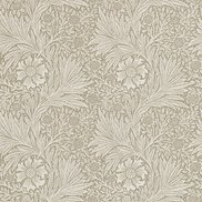 William Morris & Co Tapet Marigold Linen