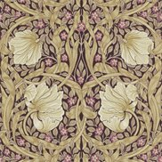 William Morris & Co Tapet Pimpernel Fig Sisal