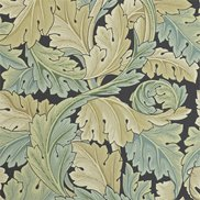 William Morris & Co Tapet Acanthus Privet