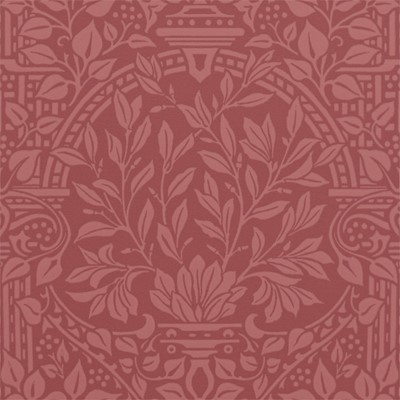 William Morris & Co Tapet Garden Craft Brick