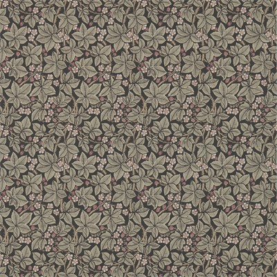 William Morris & Co Tapet Bramle Charcoal