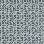 William Morris & Co Tapet Rosehip Indigo