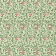 William Morris & Co Tapet Arbutus Olive/Pink