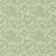 William Morris & Co Tapet Bachelors Button Thyme