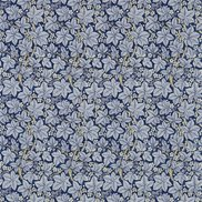 William Morris & Co Tyg Bramle Indigo/Mineral