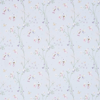 Sanderson Tyg Fairyland Powder Blue