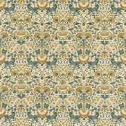 William Morris & Co Tyg Lodden Manilla/Bayleaf