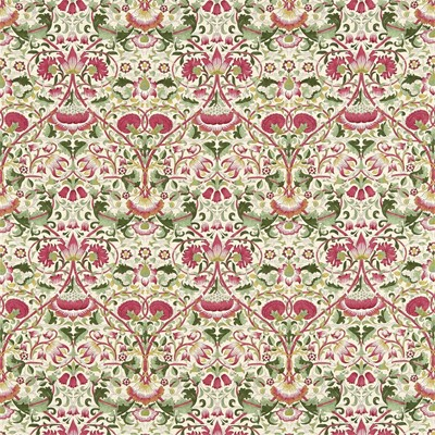 William Morris & Co Tyg Lodden Rose/Thyme