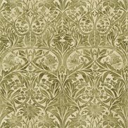 William Morris & Co Tyg Bluebell Thyme/Vellum