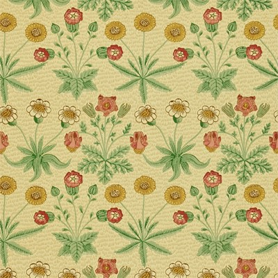 William Morris & Co Tapet Daisy Manilla/Russet