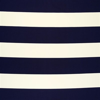 Ralph Lauren Tyg Lighthouse Stripe White/Navy