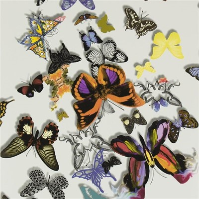 Christian Lacroix Tapet Butterfly Parade Multicolore