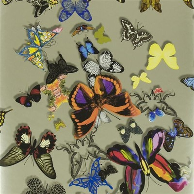 Christian Lacroix Tapet Butterfly Parade Platine