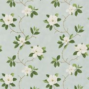 Sanderson Tyg Sweet Bay Wedgewood/Cream