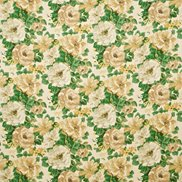 Sanderson Tyg Midsummer Rose Antique Forest