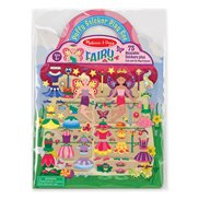 Melissa & Doug Stickers Fairies