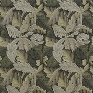 William Morris & Co Tyg Tapestry Forest/Hemp
