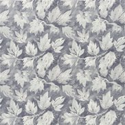 Designers Guild Tyg Fresco Leaf Graphite