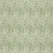 William Morris & Co Tyg Willow Boughs Privet/Honeycombe