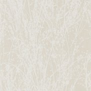 Sanderson Tapet Meadow Canvas White/Parchment